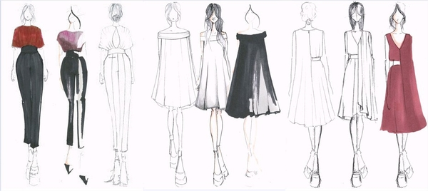 A Day In The Life Of A Fashion Designer Lookagain Blog Fashion And Homeware Style Tips Lookagain Co Uk